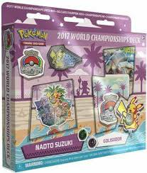 face to face games 2017 pokémon tcg world chionships deck