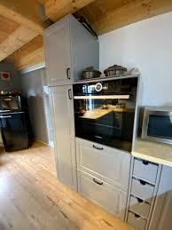 bosch kühlschrank in ikea küche einbauen
