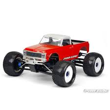 100 72 Chevy Truck Proline Racing PRO320100 C10 PickUp Body Michaels RC