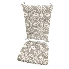Amazon.com: Rocking Chair Cushion Set - Bali Ikat Stone Grey ... Rocking Chair Cushion Sets And More Clearance Checkers Black White Checkered Cushions Latex Foam Outdoor Classic With Ties Plowhearth Square Kitchen Seat Pad Garden Fniture Ding Room Blue Aqua Rose Tufted Shabby Chic Etsy Vinyl New Nursery Exceptional Comfort Make Ideal Choice With How To Your Own Youtube Buy Pads Xxl W Cotton Duck Solid Color