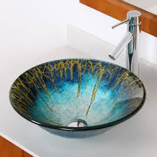 Amazing Blue Glass Vessel Sinks For Bathrooms Base Cabinet Rvs Ideas ... From A Floating Vanity To Vessel Sink Your Ideas Guide Stylish And Diverse Bathroom Sinks Oil Dectable Small Mounting Cabinet Led Gorgeous For Elegant Vanities Sets Design White Mini Lowes 12 Inch Wide 13 Valve 16 Guest With Amazing Tiles In Walk Shower And Cabinets Large Unit Wooden Designs Homebase Grey Corner Modern Exotic Pictures Of Bowl Glass Inspiring Diy Netbul Beautiful 47 High End Bathroom Vessel Sinks Made By