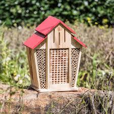 Amazoncom BESTOMZ Miniature Fairy Garden Mushroom House Ornament