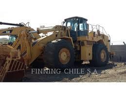 100 Caterpillar Chile 2010 CATERPILLAR 988H Underground Mining Loader For Sale SANTIAGO