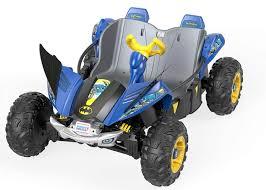 100 Monster Truck Power Wheels Batman Dune Racer