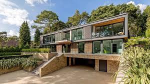 100 Contemporary House Photos Modern Woodland Poole Dorset Western Design Architects