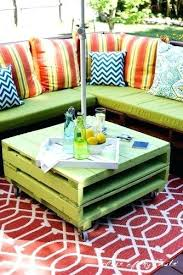 Using Pallets For Furniture Making Outdoor From Homemade Patio Sale
