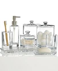 Beach Glass Bath Accessories by 22 Best Bathroom Accessories Images On Pinterest Bath