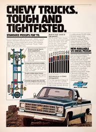 1977 Ad Chevy Chevrolet Pickup Truck Advertisement 1978 Diesel ... 1978 Gmc Sierra Grande K15 4x4 Short Bed Pickup Same As K10 1974 Chevy Cheyenne With A Ls3 Engine Swap Depot Autonewesrides1978cvysilveradopickuphedman Truck Mirrors1982 20 Inch Rims Truckin C10 Youtube Vehicles For Sale Pickupjpg Chevrolet Custom Deluxe Id 23695 Nice Awesome Custom Chevy C10 Straight Rust Relive The History Of Hauling With These 6 Classic Pickups Pickup Frameoff Show American Dream Machines 7380 Seat Covers Ricks Upholstery