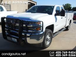 100 Used Trucks For Sale Okc 2015 Chevrolet Silverado 2500HD Work Truck Double Cab