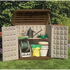 suncast 32 cu ft storage shed taupe walmart com