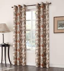 Sears Curtains And Valances by Colormate Atomic Window Panel At Sears