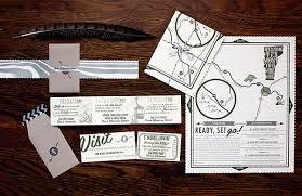 Rustic Vermont Wedding Invitations Paisley Quill8