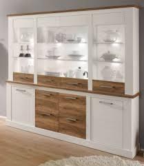 wohnzimmer anrichte toronto pinie weiß nussbaum satin elemente buffet 210x210 cm