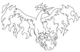 Legendary Pokemon Coloring Pages Lugia Collection