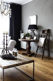 Grey And Taupe Living Room Ideas by Killer Color Combo Black Grey White Wood U2014 The Decorista