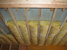 Insulating Cathedral Ceilings With Spray Foam by Air Sealing Attached Garage Building America Solution Center