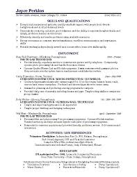 Examples Of Cv For College Students And Resume Help Produce Perfect