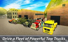 100 Tow Truck Games Emergency Simulator Offroad And City Android In