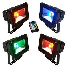 10w rgb led floodlight led flood l led lights led spotlight led