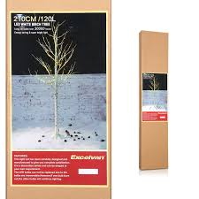 8ft Christmas Tree Ebay by 7ft 120 Pre Lit Led Birch Twig Tree Light Wedding Cafe Bar Decor