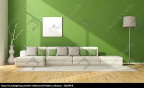 stockfoto 15286899 moderne grüne wohnzimmer