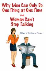 Why Men Can Only Do One Thing At Time And Women Cant Stop Talking
