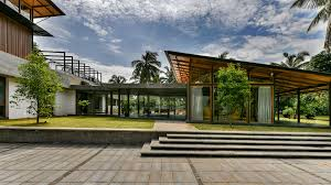 100 Bungalow Architecture Kerala This Glass Bungalow Opens Up Views To A Rubber