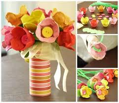 Egg Carton Tulipsa Fun Spring Craft For The Kids