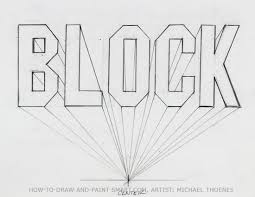 New How to Make Block Letters