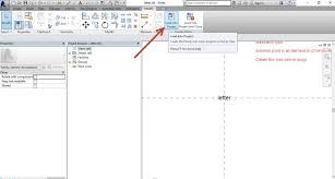 Autodesk Seek Revit Families by Creating A Revit Drafting Line With Text