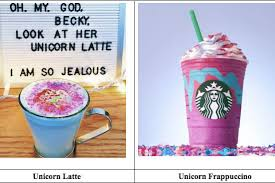 Brooklyn Cafe Claims Starbucks Stole Their Unicorn Drink