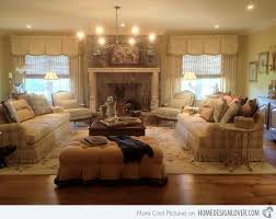 Country Style Living Room Ideas By 15 Homey Cottage Decorating For Rooms