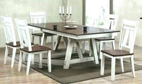 Rustic Farmhouse Dining Table Set And Chairs Farm Tables For Sale Black Room Furniture Magnificent Farmho
