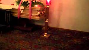 WAKE EMPEROR TOM NELSON FATHER BURRIED ORTIZ FUNERAL HOME NY USA