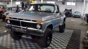 1977 Ford F150 Silver - YouTube