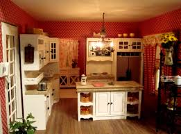 Home Design Rustic Style Kitchen Cabinet Charming Cabinets Regarding Country