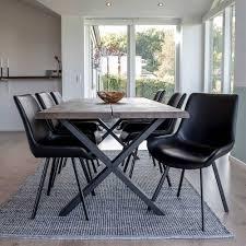 schwarze stühle mit sitzschale choicon 2er set