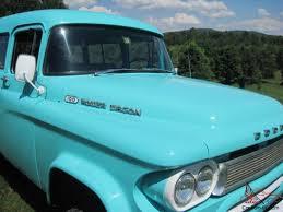 100 1963 Dodge Truck DODGE POWER WAGON TOWN WAGON