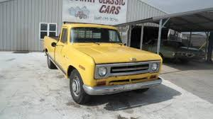 1969 International Harvester Pickup For Sale Near Staunton, Illinois ...