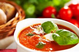 leichte tomatensuppe