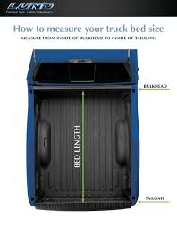 100 Ford Truck Apps Amazoncom Lund 95072 Genesis TriFold Bed Tonneau Cover For