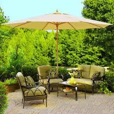 Ebay Patio Table Umbrella by 8 U0027 9 U0027 13 U0027 Outdoor Patio Wood Umbrella Wooden Pole Market Beach