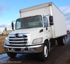 100 24 Box Truck 2012 Hino 338 Box Truck Item ER9382 Wednesday April V