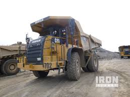 2013 (unverified) Caterpillar 772 Off-Road End Dump Truck In Howley ...
