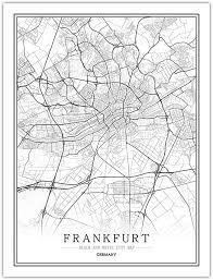 zwxdmy leinwand bild frankreich marseille stadtplan moderne