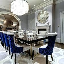 Luxury Dining Room Elegant Chairs Sets Designs Designer