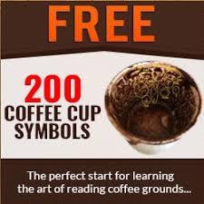 Turkish Coffee Cup Symbols