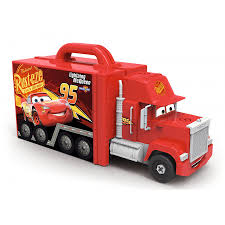 100 Big Mack Truck Playset MACK TRUCK SIMULATOR Original CARS 3 Disney SMOBY