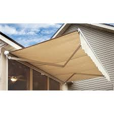 Guide Gear® 12x10' Retractable Awning - 196953, Awnings & Shades ... Sunncamp Mirage Awning Platinum Size Awnings Retractable Uv Protection Liberty Door Nj Advaning S Slim Series 12 Ft X 10 Light Weight Manual Greywhite Stripe Doors Windows The Home Depot Patio Ideas Full Of Awningdiy Deck Cool Amazoncom Aleko 12x10 Feet Sand Cover Protech Llc A12 Caravan Caravans Classic C Semicassette Electric X Sunsetter Motorized Outdoor Made Indestructible Youtube 118