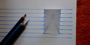 These 3D Drawings Will Make You Think Theyre Flying Off The Page Lost